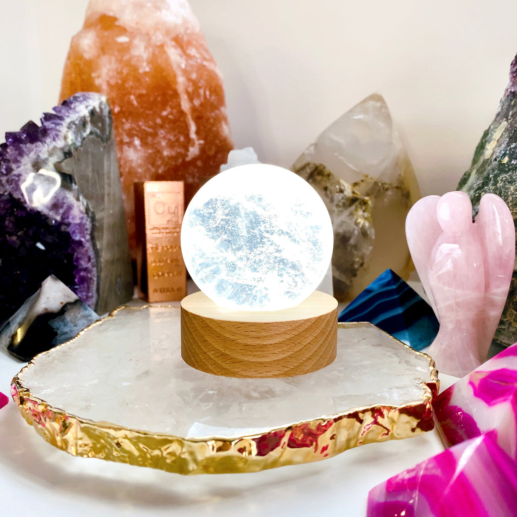 Crystal Ball Light of Dreams 🥰🔮