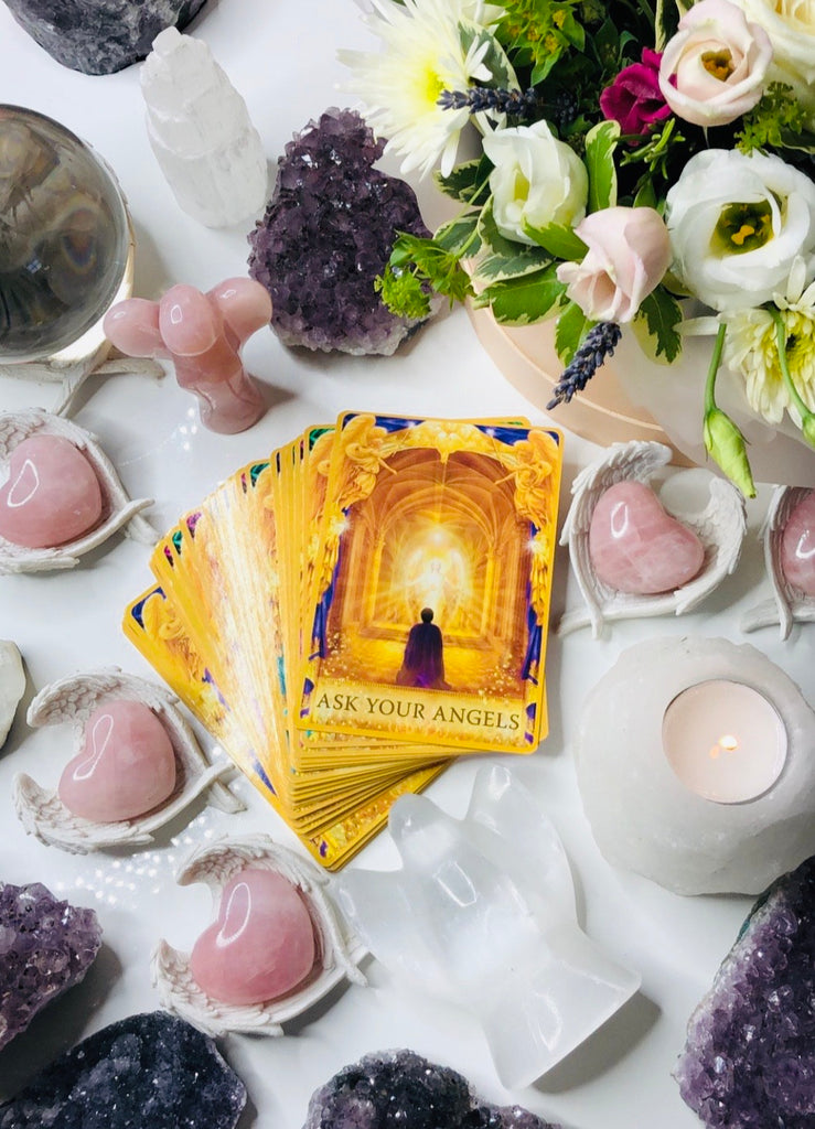 Angel Card Reading 👼🏼 using Whatsapp 📲👼🏼👼🏼