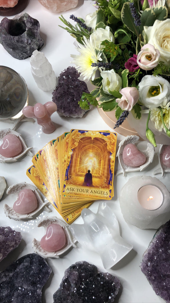 Angel Card Reading 👼🏼👼🏼👼🏼