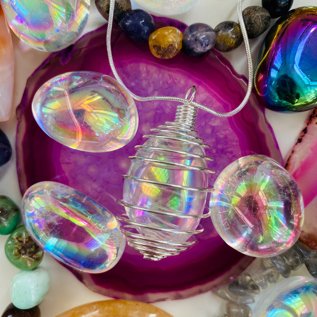 Angel Aura Gorgeous Necklaces 💞👼🏼💕