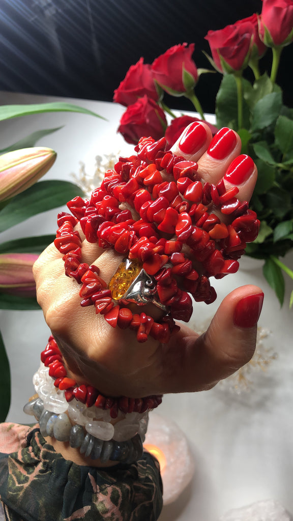 Red Coral ❤️