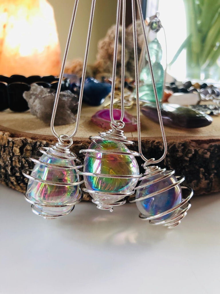 Angel Aura Pendants 💞👼🏼💕