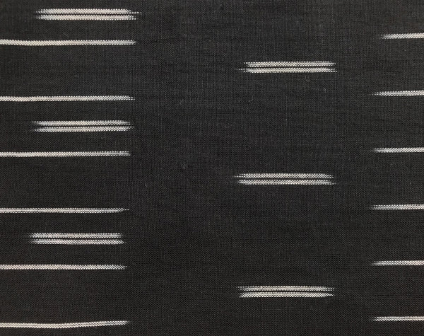 'Burbage Edge' Handloom Indian Ikat