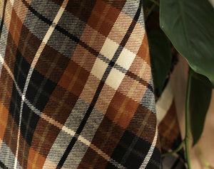 Durango Plaid Chestnut