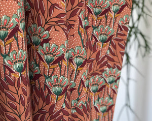 Gilly Flowers Viscose Rayon by See You At Six