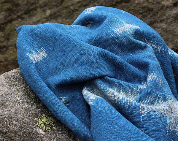 Indigo Tide Luxury Handloom from Thailand