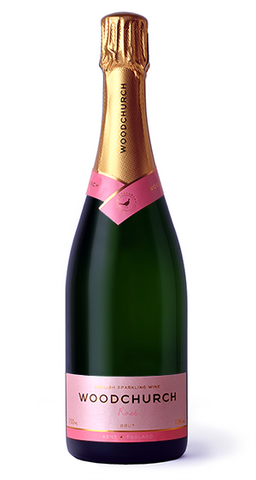 Woodchurch Sparkling Rosé is now available