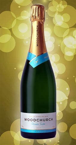 Woodchurch Sparkling Classic Cuvée 2013 is now available