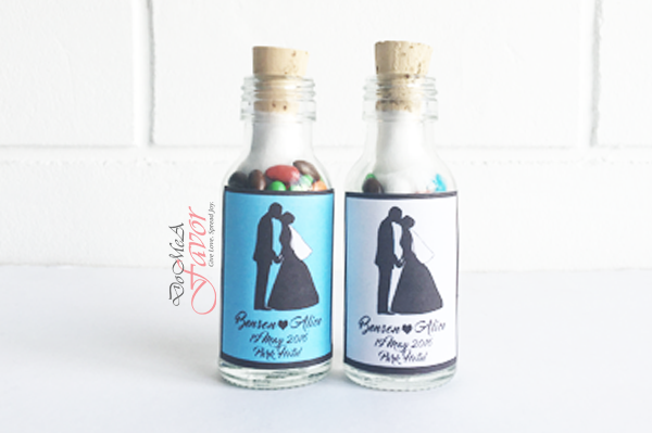 Classic Couple Potion Bottles