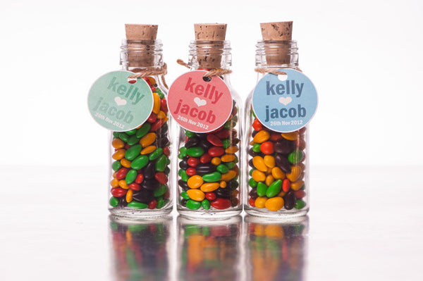 Sunshine Love Potion Bottles