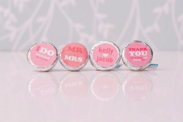 I Do! Hershey's Kisses