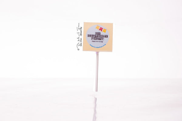 Ducky Duck Organic Lollipops