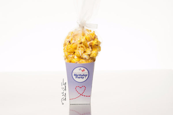 Fairy Princess Popcorn Box (Fairy Dust)