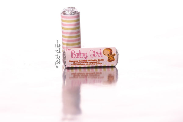 Oh Baby Girl Party Packs