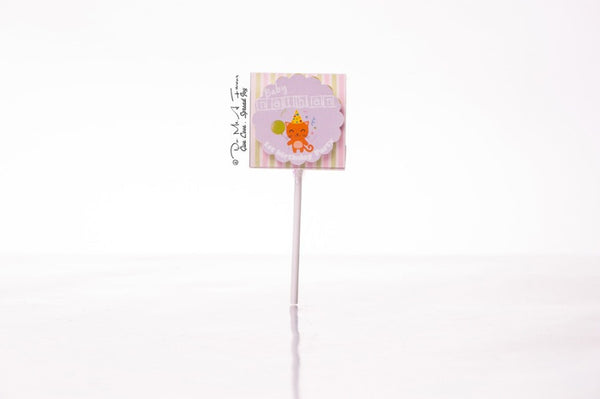 Jolly Kitty Organic Lollipops