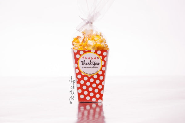 Live.Love.Laugh Popcorn Box
