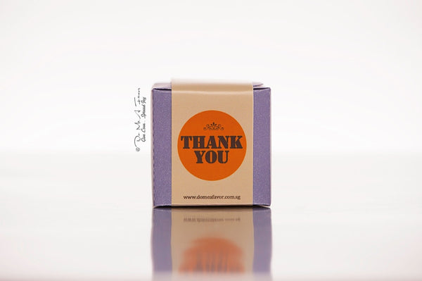 Love's Brewing Favor Boxes