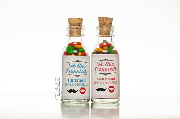 Mr & Mrs Charming Potion Bottle