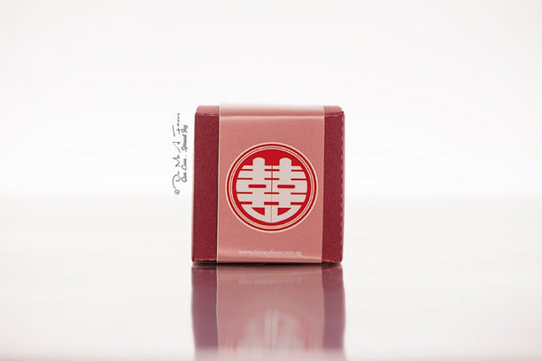 Oriental Couple Favor Boxes