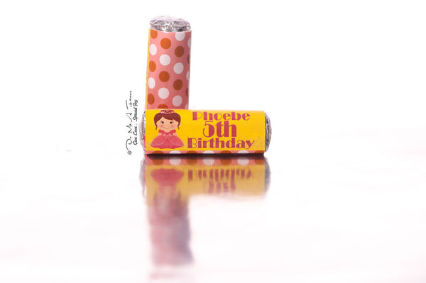 Princess Pinky Mini Mentos