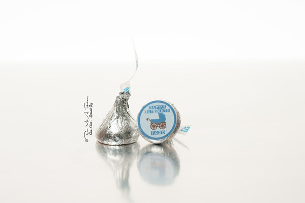 Cute Pram Hershey's Kisses