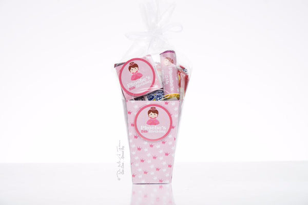 Princess Pinky (Crowns) Party Packs