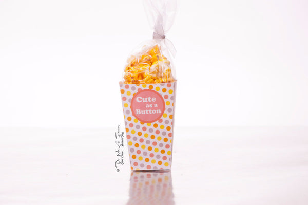 Enchanting Princess Popcorn Box