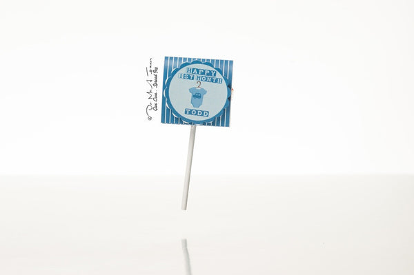 Cute Romper Organic Lollipops