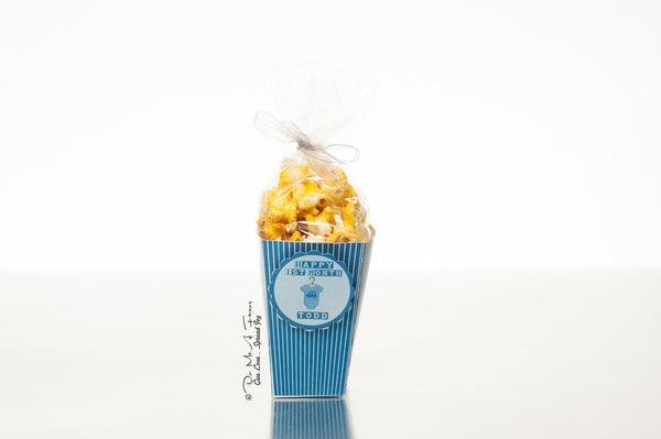 Cute Romper Popcorn Box