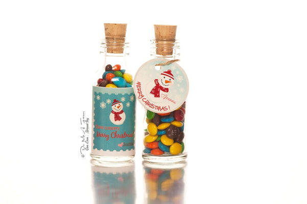 Mr Snowman All Time Fav Potion Bottles