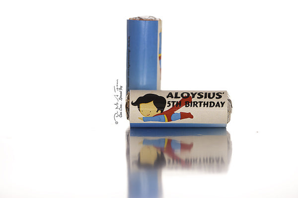 Little SuperBoy Mini Mentos