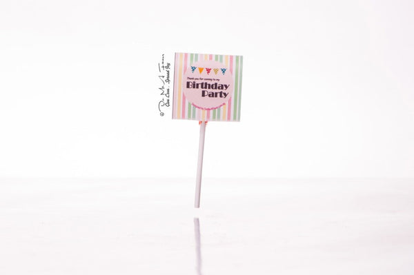 Cuddly Teddy Organic Lollipops