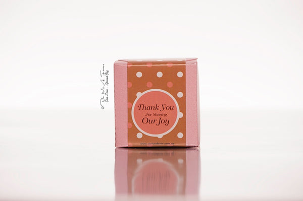 Romantic Vintage Favor Boxes