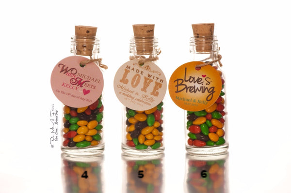 KISS Potion Bottles