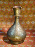18th Century Bronze Hookah Bottle