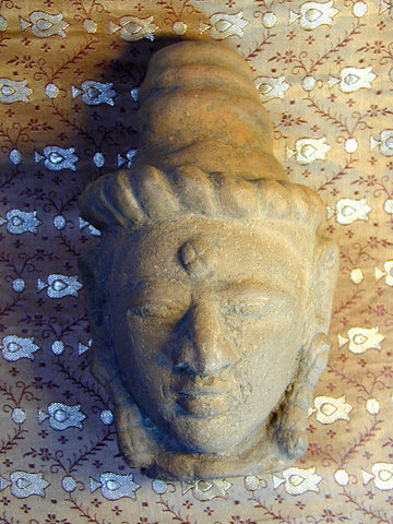 Gupta Head of Young Nobleman Circa 3rd-5th Century