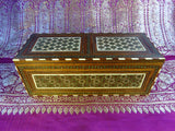 19th Century Iranian Khatam Kari box