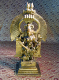Antique Bronze Durga
