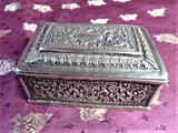 North Indian Silver box