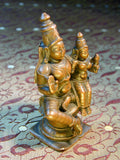 Bronze Rama and Sita