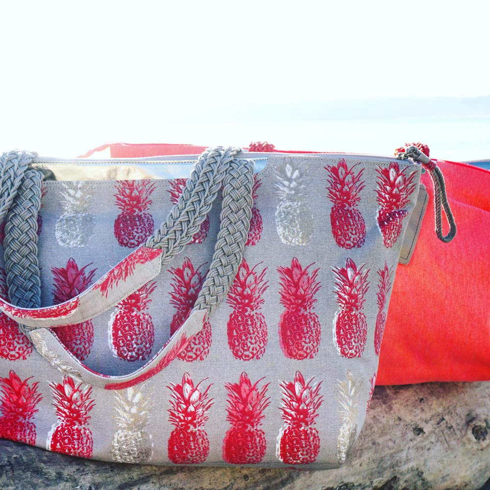 Sac PlayaPlaya Red Pineapple