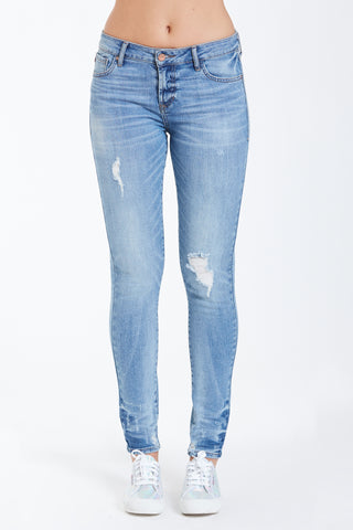 Dear John Gisele Ankle Skinny - Patrol - Annie James Boutique