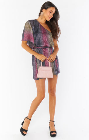 TRISH DRESS RAINBOW SPARKLE