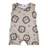 SHORTY ONESIE