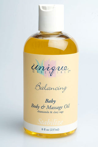 Balancing Body & Massage Oil