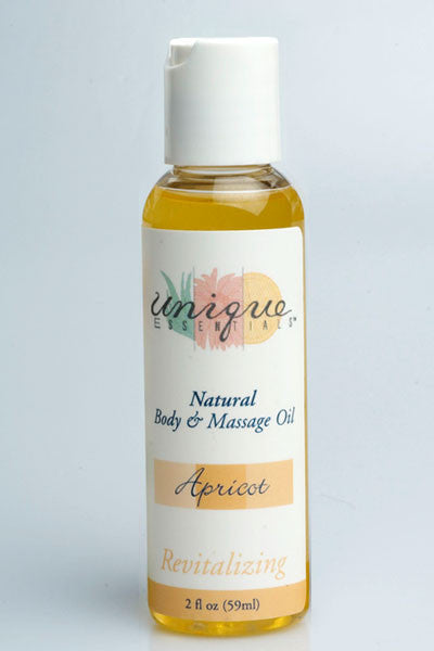 Apricot Body & Massage Oil (2oz.)