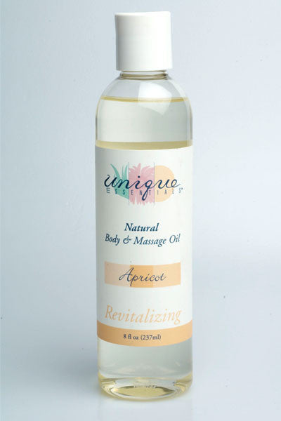 Apricot Body & Massage Oil (8oz.)