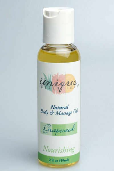 Grape Seed Body & Massage Oil (2oz.)