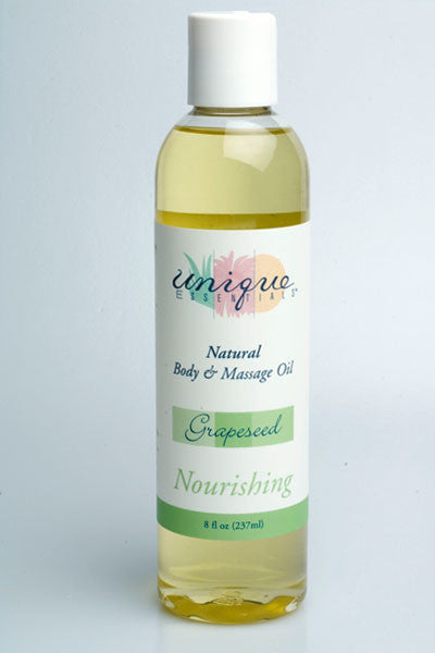 Grape Seed Body & Massage Oil (8oz.)