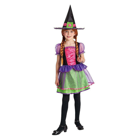 Cutie Witch Girl's Costume